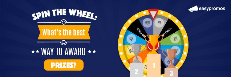 Spin the wheel for prizes games deliver free