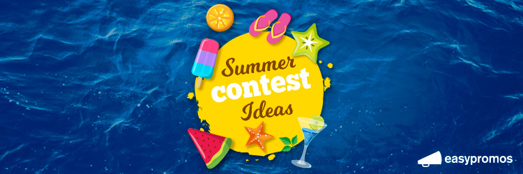 Summer contest ideas to increase brand awareness
