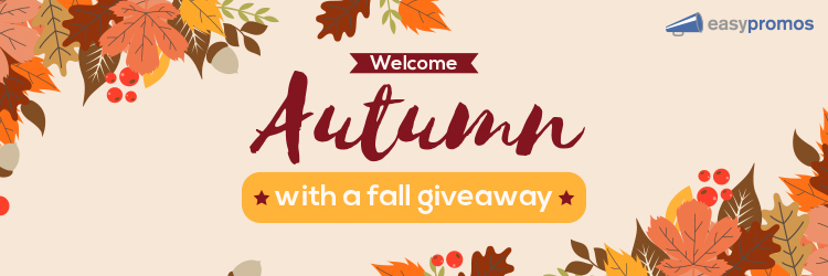 autumn fall giveaway
