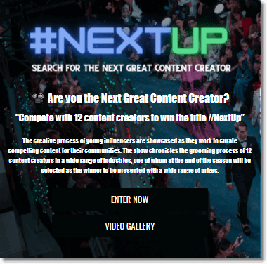 online voting competition