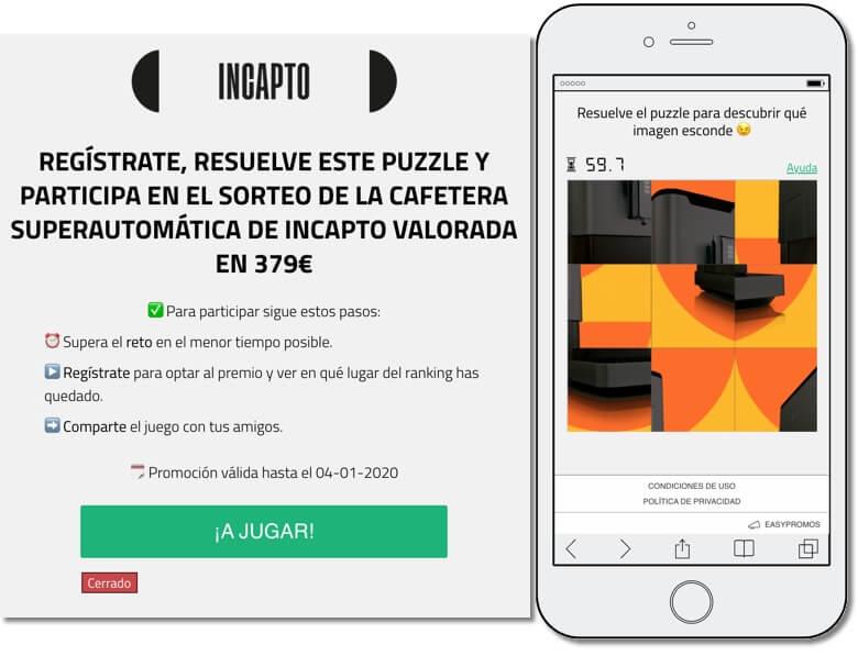 incapto game increase youtube views