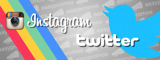 Easypromos launches Instagram and Twitter contests