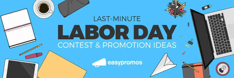 labor day promotions