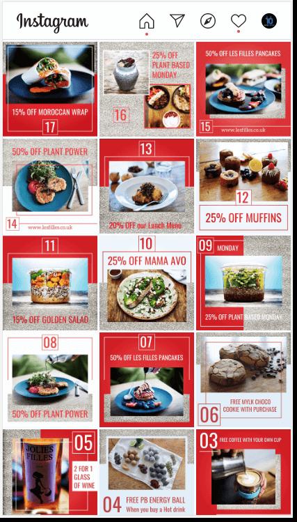Instagram Advent Calendar