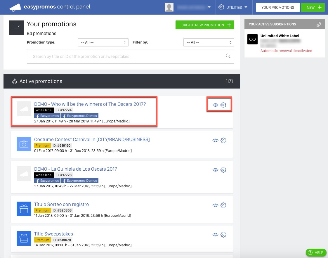 list_promotions_control_panel
