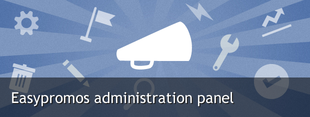 Easypromos_administration_panel_on_Facebook