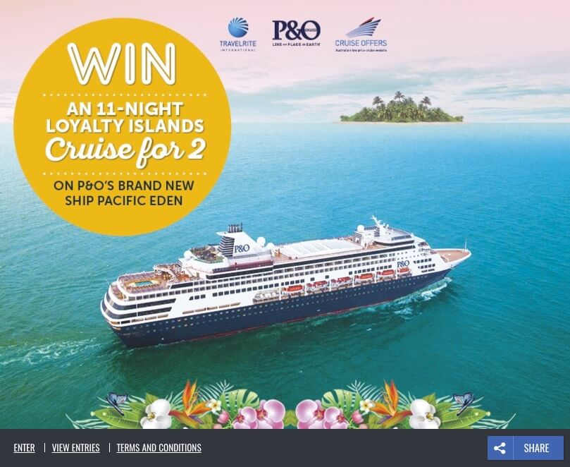 p&o_cruise_sweepstakes_registration