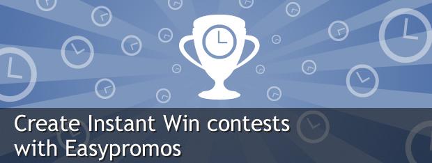 Instant Win Easypromos