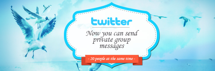 private messages Twitter