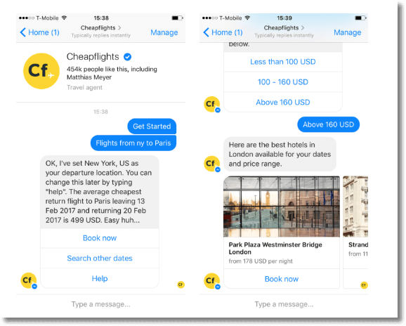 digital marketing trends 2021: chatbots