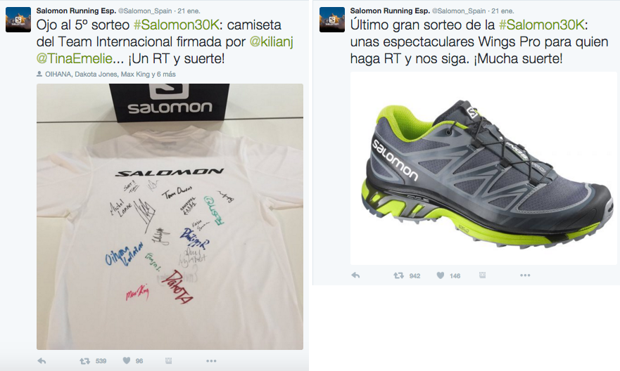 salomon Prizes