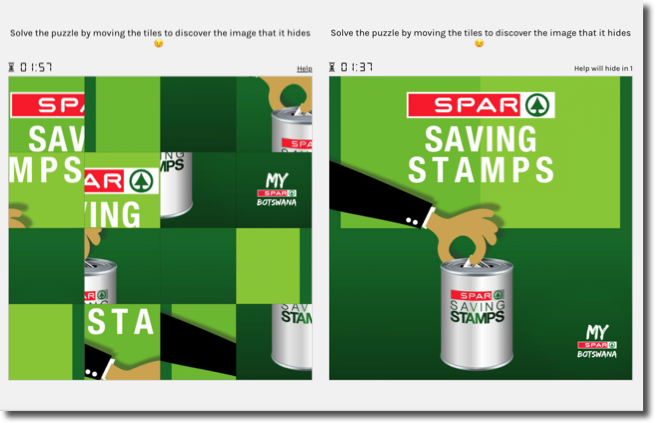 Puzzle by Spar as customer loyalty program