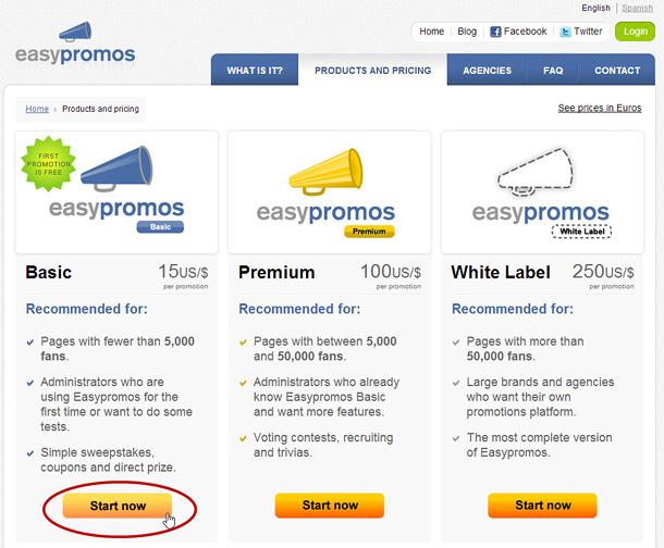 Install Easypromos