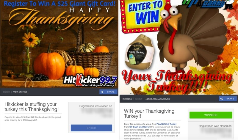 http www.roof007.com contests thanksgiving-giveaway-contest-3