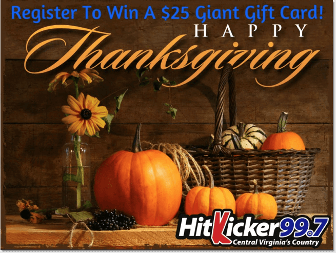 thanksgiving promotion ideas