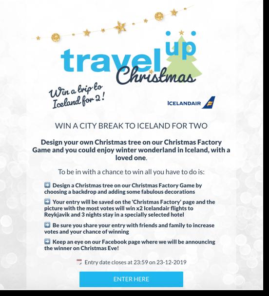 TravelUp Scenes winter contest idea