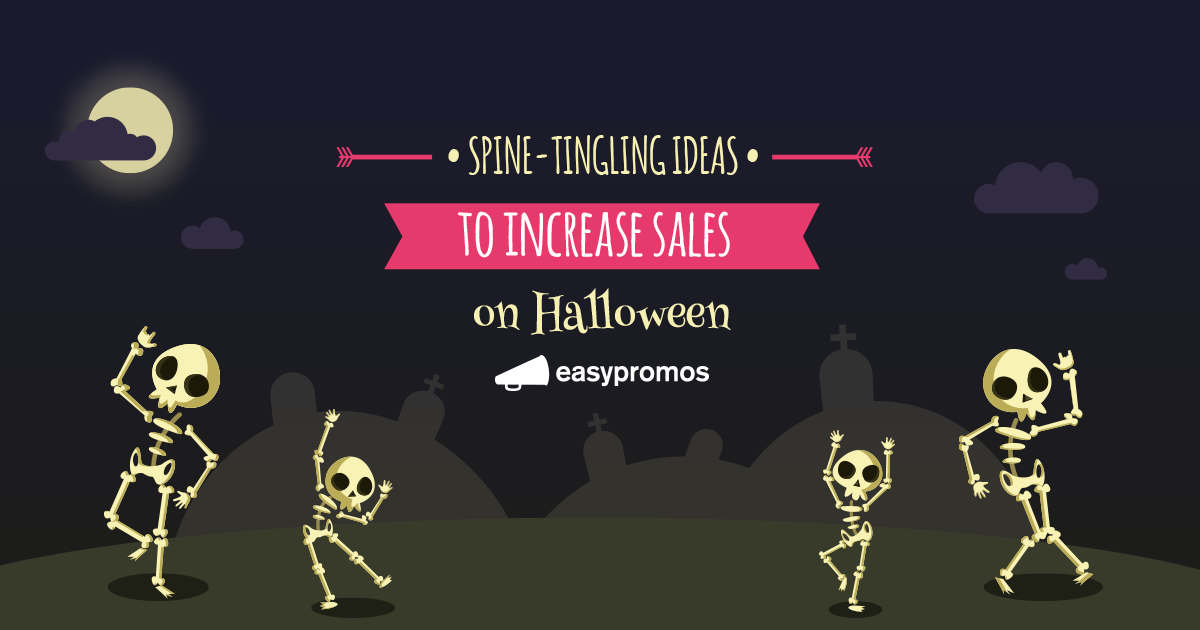 Halloween 2020 Revenue Spine Tingling Halloween Sales Ideas to Boost Revenue in 2020