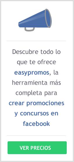 Descubre los planes y precios de Easypromos
