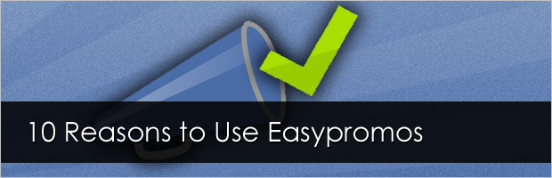 10 Reasons to use Easypromos
