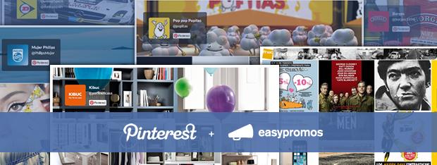 Pinterest Easypromos
