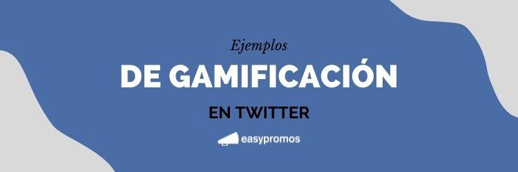 gamificación en Twitter