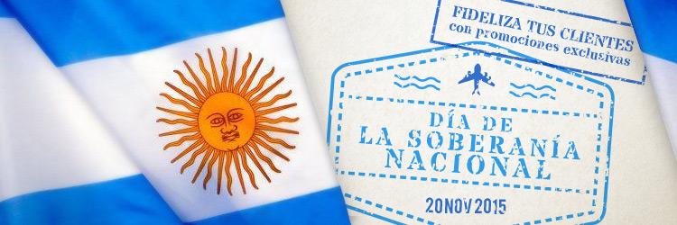 Día soberanía nacional argentina