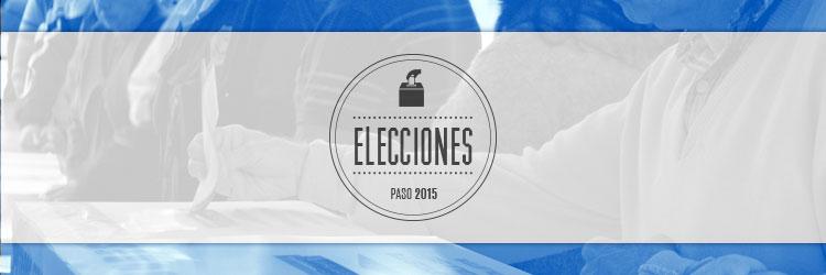 Elecciones El Paso