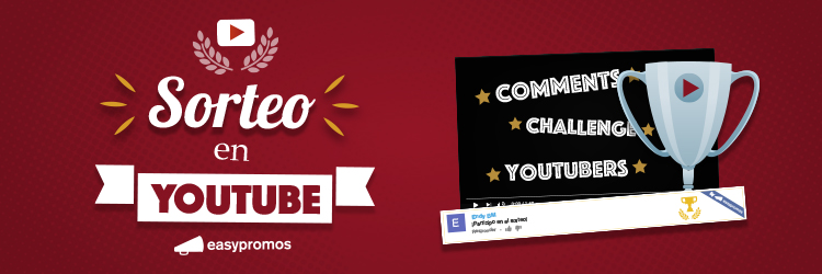 sorteo en youtube