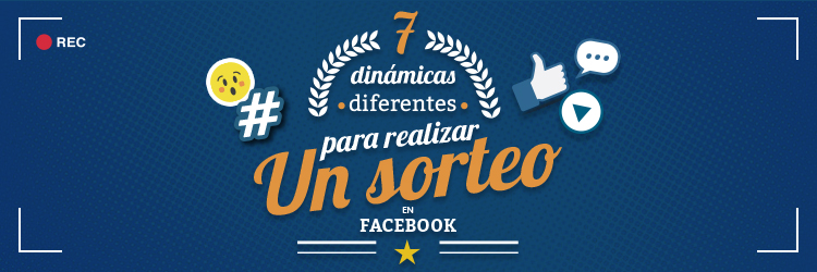 ideas sorteos Facebook