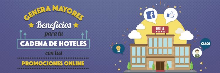 Beneficios Hotel promocion online