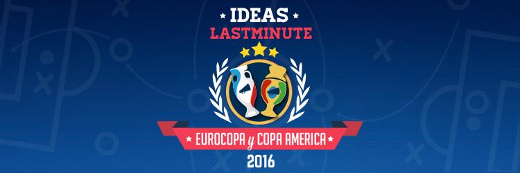 Ideas para promociones Eurocopa y Copa América
