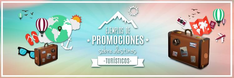 Promociones turismo