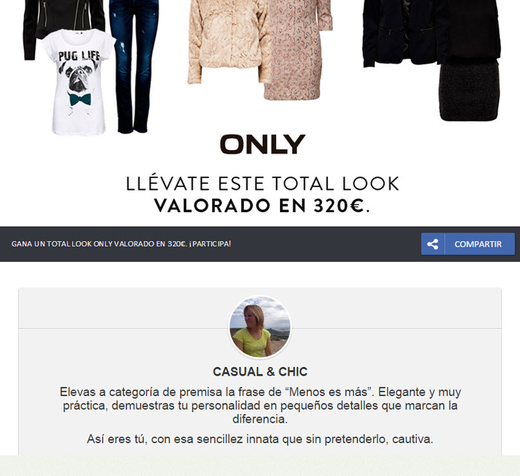 Test Tu Look ideal