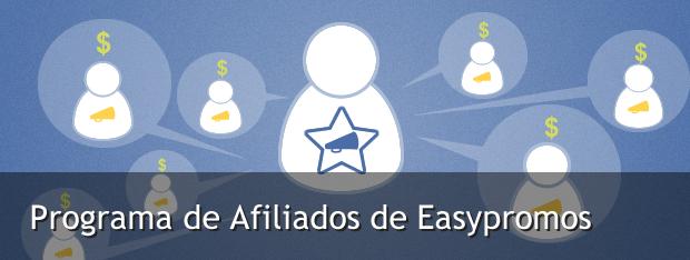 Únete al Programa de Afiliados de Easypromos