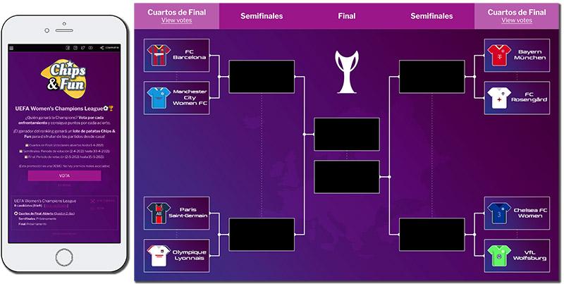 ejemplo de torneo online
