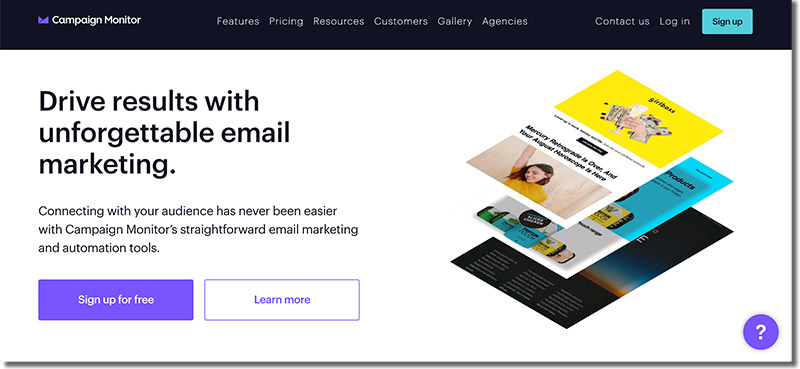 Integrar Campaign Monitor con tus promociones
