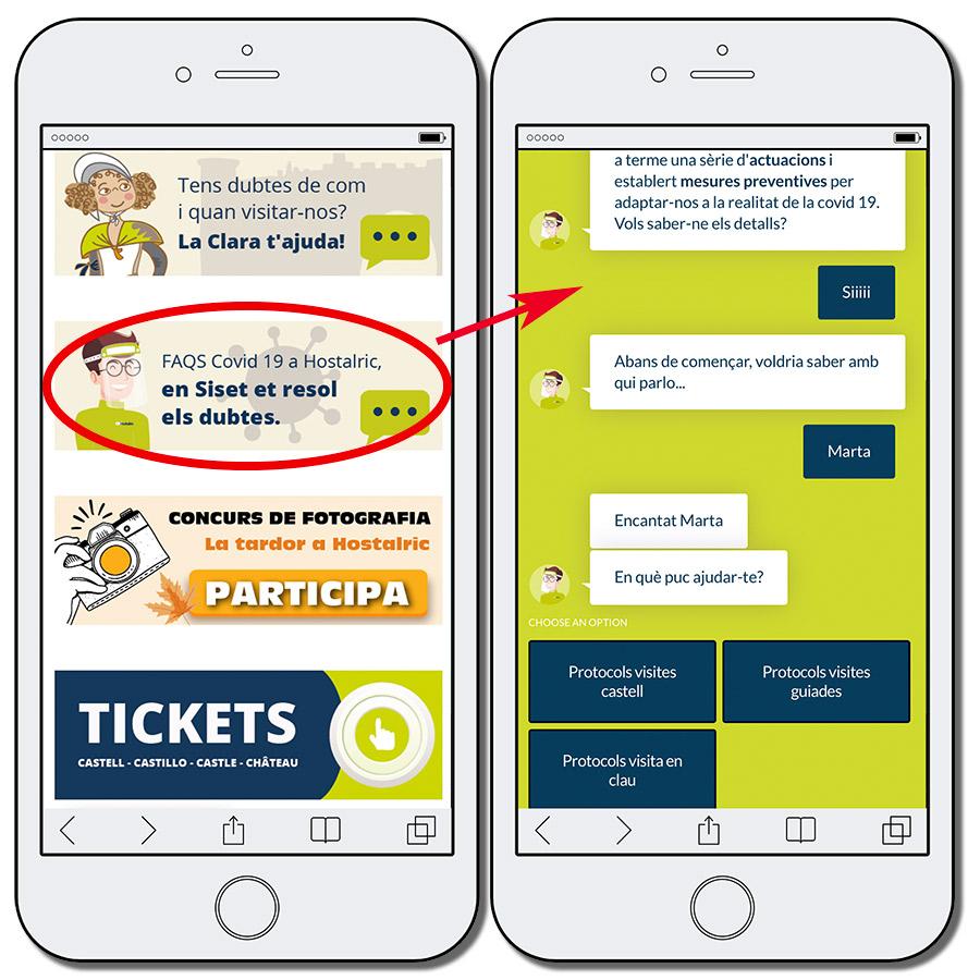 tendencia de marketing digital para 2021: chatbots