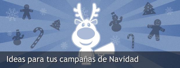 Campaña de Navidad en Facebook