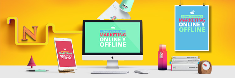 combinar marketing online y offline