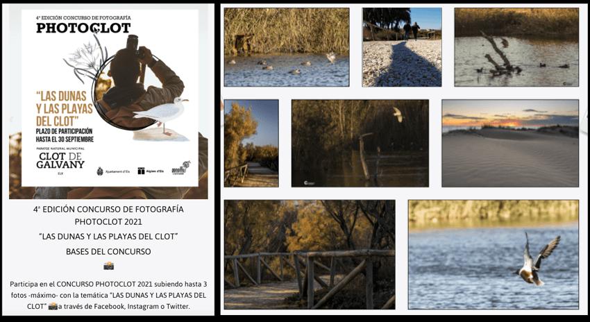 concurso fotos paraje natural destino turistico