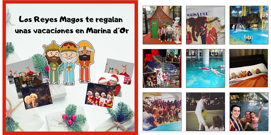 Concurso de fotos para Reyes de Marina d'Or