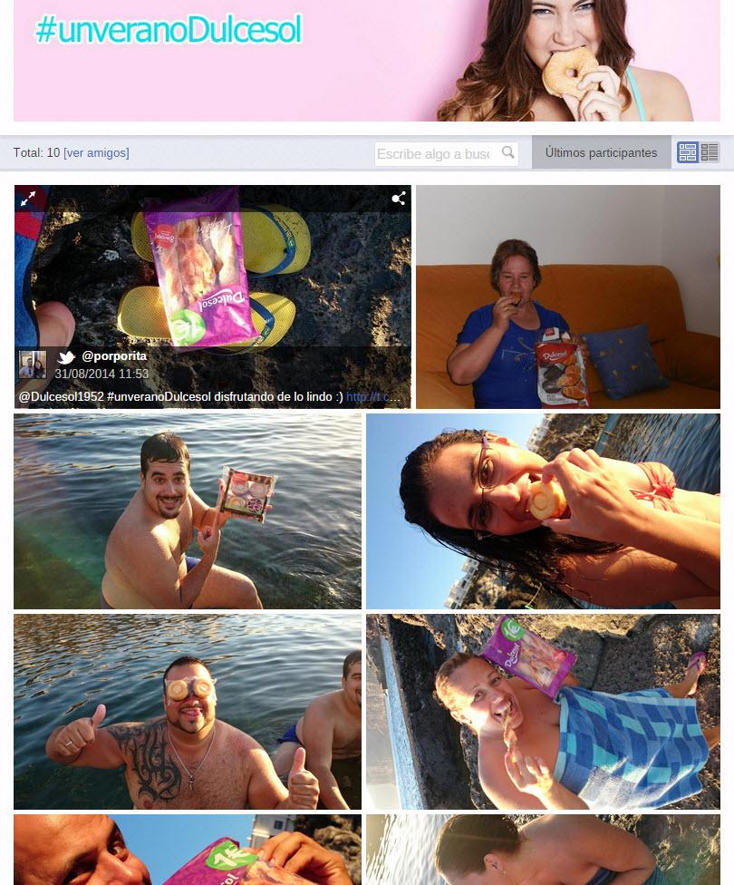 concurso verano hashtag dulcesol