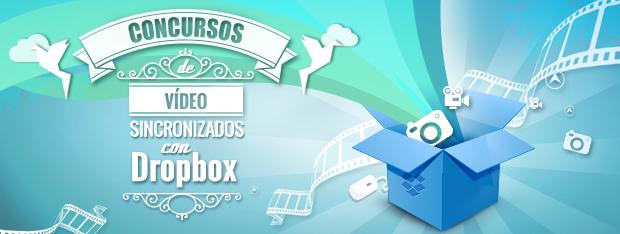 concursos de videos dropbox