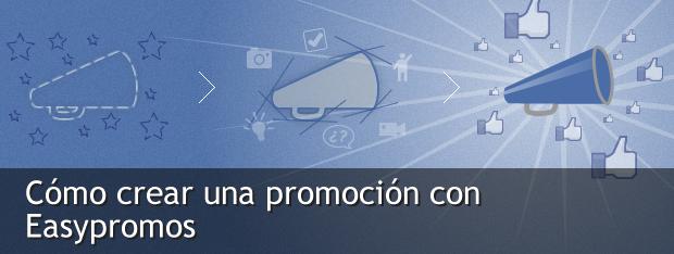 Crear una promoción con Easypromos