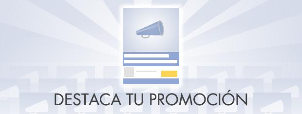 Destaca tu promoción en Easypromos