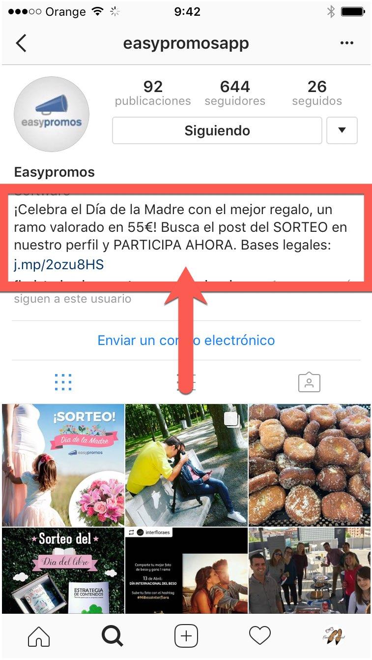 dfd9fe62d Cómo crear un post de Sorteo en Instagram