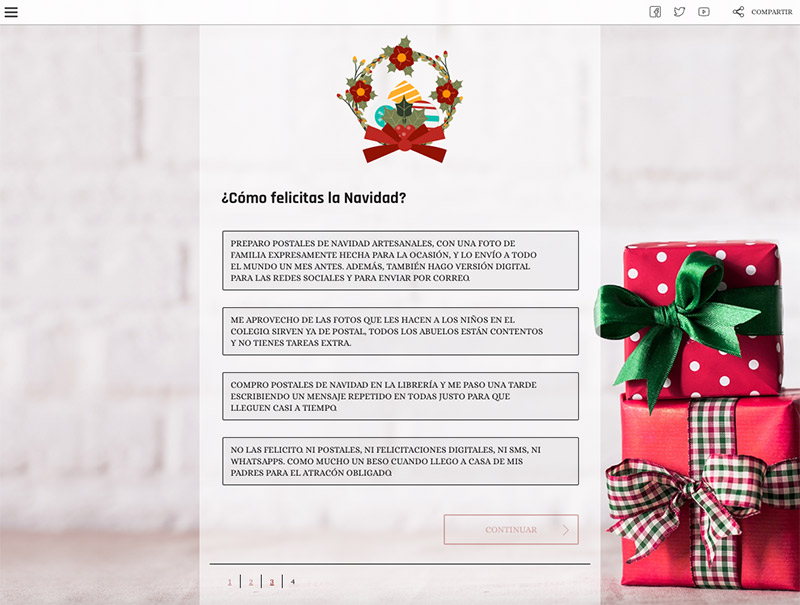 Hacer Felicitaciones De Navidad Por Internet.6 Ideas Para Tus Promociones De Navidad
