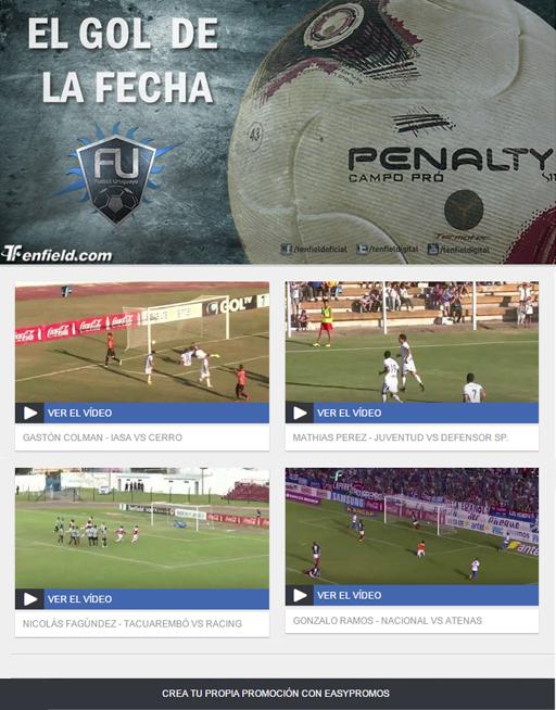escoger mejor gol online