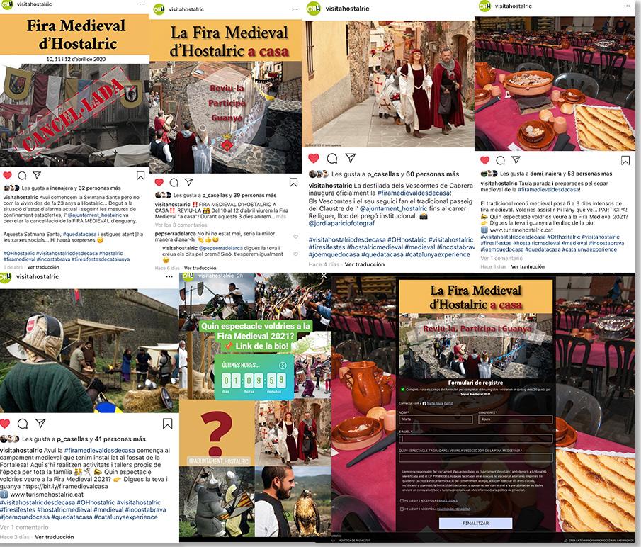 ejemplo de campaña digital para marketing turístico