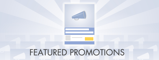 Make your promotion a featured Easypromos promotion and gain maximum visibility